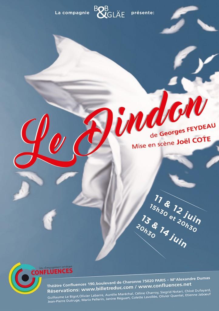 affiche Dindon A6